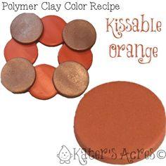 KissableOrange - 1 Part Premo! Orange - 1 Part Premo! Copper