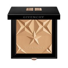 Givenchy Les Saisons Healthy Glow Bronzing Powder ($53) ❤ liked on Polyvore featuring beauty products, makeup, cheek makeup, cheek bronzer, beauty, blush & bronzers and givenchy