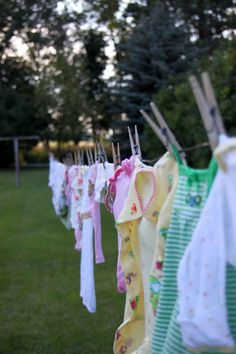 ~ clotheslines tell stories too ~ .