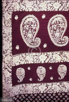Zorastrian Parsee saree , India