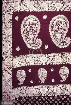 Zorastrian Parsee saree , India