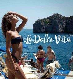 Sommer Swim is thrilled to announce the launch of Spring/Summer 16-17  La Dolce Vita ~ let's celebrate the good life  Pictured here the Azelia top welcomes a twist to our classic bandeau with a gorgeous gold accessory addition, while the opulence of Blue Scuro - a deep navy - has you envisioning glamour of days past. @sommerswim