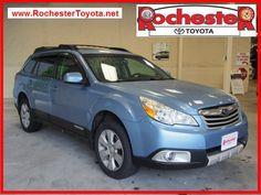 2010 Subaru Outback, 55,687 miles, $18,975.