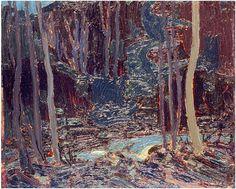 Tom Thomson Catalogue Raisonné | The Enchanted Stream, Midnight, Summer 1916 (1916.75) | Catalogue entry