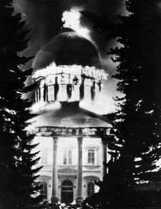History of the Oregon State Capitol building in photos | OregonLive.com | Interesting history