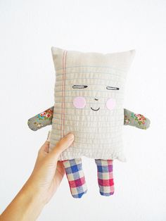 Love this little pillow!