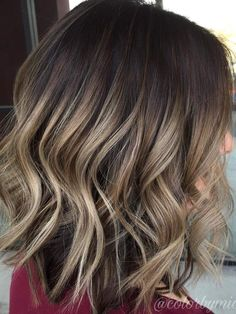 Mushroom brown hair via @colorbymichelle/Instagram   Blondes aren't the only ones having fun this season. Check out three ways brunettes can refresh their look with pops of color and subtle highlights.