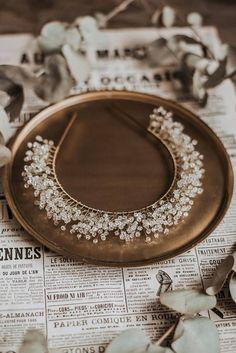 Clear crystal bridal tiara Wedding crown Crystal wedding