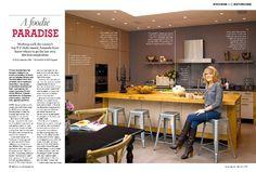 House Beautiful: Amanda Ross Article Page 1
