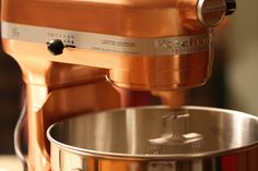 Special Edition Copper Kitchenaid