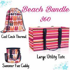 Large Utility Tote, Summer Fun, Summer Fun List, Summer Activities