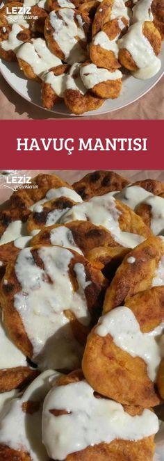 Havuç Mantısı Diet Recipes, Dessert Recipes, Cooking Recipes, Diet Meals, Ravioli, Cheese Lover, Turkish Recipes, Food Art, French Toast