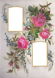 Wings of Whimsy: Victorian Rose Album Mat Free Download