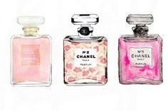 chanel perfume bottle png - Buscar con Google
