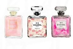 chanel perfume bottle png - Buscar con Google