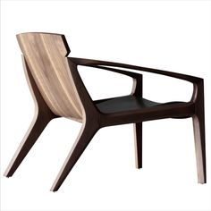"""The Linna armchair is a more gentler side from designer Jader Almeida. Unlike his previous featured work, Linna is """"honest."""" There's nothing flashy about it. It's elegant and harmoniously blends into the room. As usual, the construction quality is amazing. The medium densified hardwood structure and multilaminated shells (backrest and seat) allows anatomic shapes, all made from CNC cuts and hand-made finishing processes."""