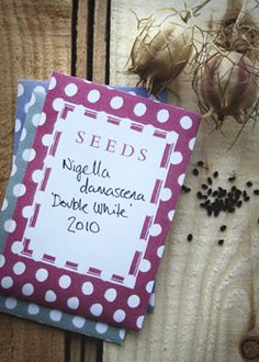 Download our DIY seed packet templates   Gardens Illustrated. http://www.gardensillustrated.com/article/practical/download-our-diy-seed-packet-templates