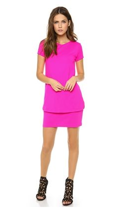 susanna monaco dress - power colors on redsoledmomma.com