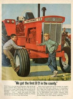 Glorious Deutz Tractor Advertisement Removed From A 1957 Farming Magazine Other Media Industrial