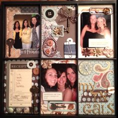 A photo tray to hang up in my bedroom...