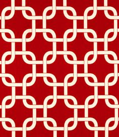 Gotcha Lipstick / Natural | Online Discount Drapery Fabrics and Upholstery Fabric Superstore!
