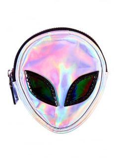 Disturbia Alien Purse, £12.99