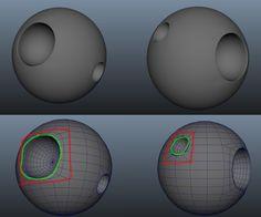 【目からウロコ】日本人トップクラスのCGモデラーによる、球体への穴あけモデリング方法について話題になっとるでぇー! http://cgtracking.net/archives/16012