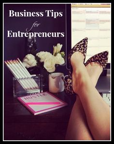 Great business tips for entrepreneurs: http://www.melanieduncan.com/category/blog/