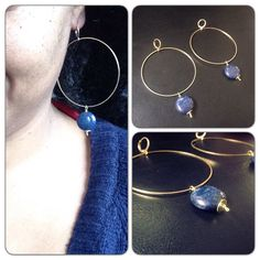 A personal favorite from my Etsy shop https://www.etsy.com/listing/262417943/lightweight-brass-circle-hoop-earrings