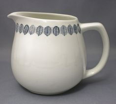 Arabia, milk jug, Linnea, Raija Uosikkinen - Shopping Place for Friends of Old Antique Dishware - Dishwareheaven.com - Products