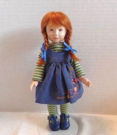 Heather Maciak  8 Porcelain LEXIE SHIP AHOY! Künstler- & handgemachte Puppen Puppen Spielzeug