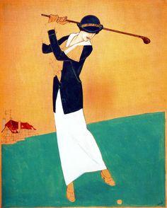 Painterlog.com: Illustration by Francisco Xavier Gose (Spanish artist, 1876 - 1915)