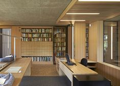 Britten-Pears Archive by Stanton Williams #offices