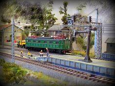 Locomotora 7000 RENFE. Escala H0.