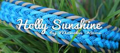 Holly Sunshine | Swiss Paracord