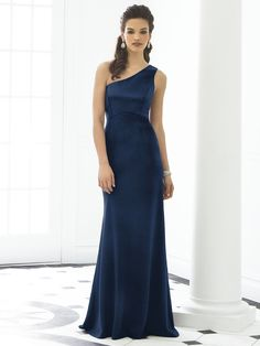 Lovely off the shoulder dress for your bridesmaids