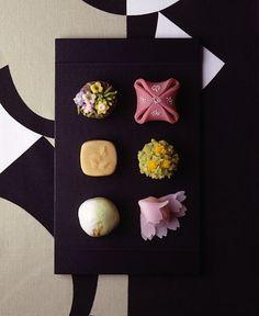 Japanese Sweets, Wagashi.