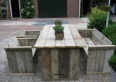 tuinmeubelen steigerhout