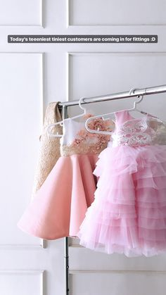 Baby Couture Designs by Maizy Colleen IG: @MaizyColleen