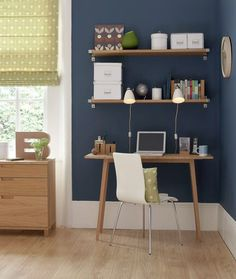 Image from http://www.nmsapartments.com/wp-content/uploads/2013/07/floating-shelf-desk.jpg.