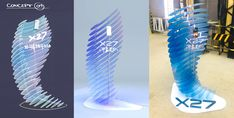 Crafted by Design Overlay. Company Work, Shanghai, Overlays, Retail, Display, Crafts, Design, Floor Space, Manualidades