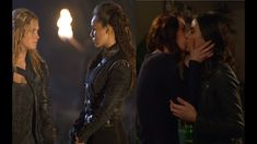 Femslash tv couples who are dating