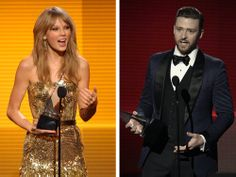 Justin Timberlake, Taylor Swift win big at American Music Awards