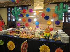 Diego's Mexican Fiesta Theme Party – Sweets