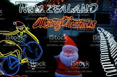 Christmas Lights, New Zealand royalty-free stock photo New Image, Editorial Photography, Celebrity Photos, Christmas Lights, Light Up, New Zealand, Royalty Free Stock Photos, News, Christmas Fairy Lights