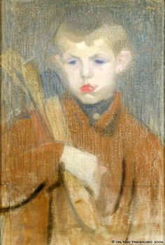 Helene Schjerfbeck, Jr Art, Paintings I Love, Oil Paintings, Gravure, Sculpture, Impressionist, Helsinki, Contemporary Art