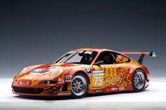 1:18 Scale Porsche 911 997 GT3 RSR RIA GT Model Car
