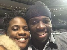 Draymond Green's mom lives dream with her son via Twitter