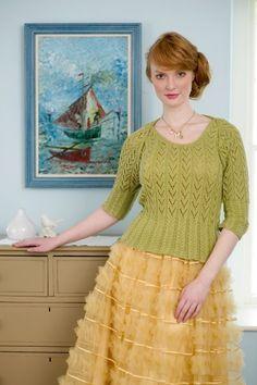 The Making Spot: Sibyl twin set knitting pattern. http://www.themakingspot.com/knitting/pattern/sibyl-twin-set