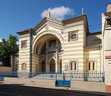 Vilna - Sinagoga de Vilna.